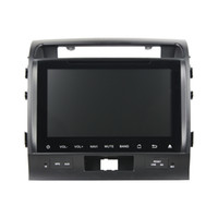 Wholesale Toyota Car Stereo Gps - 2016 New 9inch full touch HD Screen Android Car DVD player for Toyota Land Cruiser with GPS,Steering Wheel Control,Bluetooth, Radio