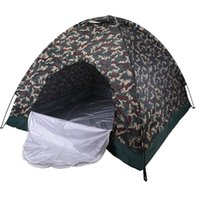 Outdoor Camping Four People Tent Waterproof Outdoor Survivor Mult Ifunction Portátil Anti Mosquito Wear Resisting Tent Wholesale