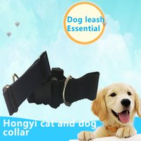 Wholesale Quilt Manufacturers - Hongyi Manufacturers wholesale pet collar nylon Ribbon dog necklace cat neck necklace dog supplies