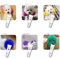 Wholesale Tools Dye Hair - New Arrival Dog Grooming Products Dye Hair Cream For Pet Fashion Dog Dyeing Agent 60g Dog Cat Hair Coloring