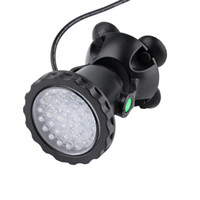 Wholesale Garden Pond Pool Aquarium - 36 LED Light Fish Tank Spotlight Waterproof Swimming Pool Pond Lamps Led Aquarium Light Garden Spot Light outdoor lighting
