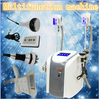 Wholesale Liposuction Machines For Sale - Multifunctional slimming device Fat freezing machine lipo laser machines for sale cavitation rf beauty best liposuction machines