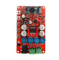 Wholesale Bluetooth Audio Board - Factory direct hot sale cheap quality Wireless Bluetooth 4.0 Audio Receiver Digital TDA7492P 25W+25W Amplifier Board