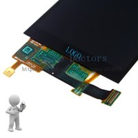 Wholesale Ascend P6 Accessories - obile Phone Accessories Parts Mobile Phone LCDs 4.7'' Full LCD DIsplay + Touch Screen Digitizer Assembly For Huawei Ascend P6 P6-...