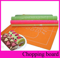 Wholesale Painting Mat - 4 Design 30x30cm Double Side Silicone Mold Pad Painted Roll Cake DIY Dessert Non-slip Surface Baking Mat Cake Tool