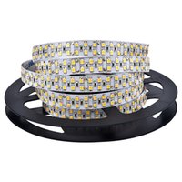 Wholesale 5w Led For Car - LED Strip Light SMD 2835 DC12V 240leds m Non-waterproof Ribbon Tape Lamp for Home Car Party Bar Christmas