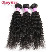 Wholesale peruvian wavy curly virgin hair for sale - Group buy Mink Brazilian Kinky Curly Braiding Hair Extensions Peruvian Malaysian Kinky Curly Wet Wavy Human Hair Weaving Fast Shipping
