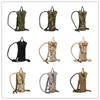 Wholesale Tactical Climbing Pack - Camping Hiking drinking Water Bag Bicycle Cycling Climbing Outdoor Sports Water Bag 3L Hydration Packs Tactical Assault Backpack Pouch