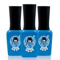 Wholesale gel nails polish colors online - 2017 New arrival Mei charm colors Sandalwood Nail Polish ml oZ nail gel bail beauty DHL free