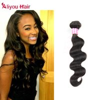 Wholesale Indian Hair Sellers - Best Seller Wholesale Body Wave Virgin Hair Weave Bundles Daily Deals Brazilian Peruvian Indian Human DHL Fast Free Shipping