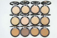 Wholesale High Press - NEW Makeup Studio Fix Face Powder Plus Foundation 15g High quality Free shipping
