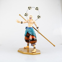 Wholesale One Piece Action Figure Pop - The Animation Model One Piece POP Toy Thor Trail Models Model Boxed Garage Kit Action Figure Gift Collection Decoration 95lz H1
