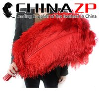 Wholesale White Ostrich Feathers For Sale - No.1 Supplier CHINAZP 70~75cm(28~30inch) 100Pcs lot Premium Quality Dyed Mix Color Ostrich Feathers for Sale