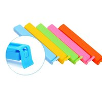Food Snack Storage Seal Sealing Bag Clips Sealer Clamp Kinder Küchenwerkzeug Fresh Keeping Sealing Clips