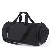Wholesale Nylon Recycling Bag - Outdoor Sports gym sport bag new hot top quality customized recycled polyester nylon sports travel gym bags