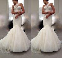 Wholesale Sweetheat Wedding Dress - 2017 vestido de festa Simple Counrtry Wedding Dresses Mermaid Pleats Sweetheat Floor Length New Spring Western Bridal Dresses