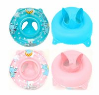 Wholesale Product Pool - NEW Cute Kids Baby Swimming Pool Accessories Baby Neck Float Ring Inflatable Kids Neck Float Safety Product Beach Accessories