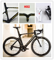 Wholesale Road Bike Carbon Ultegra - Gold Colnago Concept 2017 Carbon Complete Road Bike Clearance DIY Bike With Ultegra Groupset XXS XS S M L XL