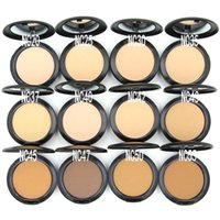 Wholesale Pressed Powder Plus Foundation - Makeup Studio Fix Face Powder Plus Foundation Makeup Powder 15g
