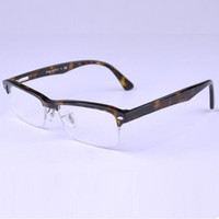 Wholesale Big Frame Reading Glasses - 701 optical eyeglass Acetic acid material frame men and women glasses vintage big shortsightedness frame reading optional frame