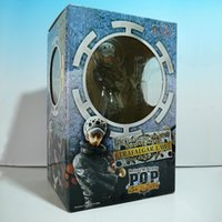 Wholesale Portrait Pirates One Piece - One Piece Portrait Of Pirates Sailing Again Trafalgar Law PVC Figure Model Toy