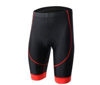 Wholesale Cycling Shorts Shortpants Tights Padded Mountain Bike Bicycle Cycle Wear Clothing roupas de ciclismo Black S XL