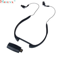Wholesale Mp3 For Swimming - Wholesale- Mosunx Factory Price New Fashion 4G 4GB Waterproof MP3 Music Player for Swimming SPA Nov8 Drop Shipping