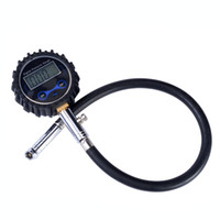 Wholesale tires for motorcycles - Free Shipping LCD Digital Tire Tyre Air Pressure Gauge Tester For Car Auto Motorcycle Bike PSI Meter Tester