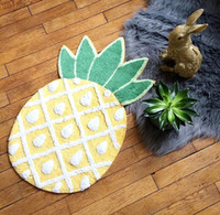 Wholesale Panda Pineapple Style Baby Play Mats slip resistant Rugs Carpet Children Kids Room Decoration living Room
