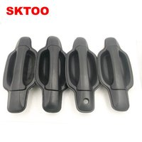 Wholesale Great Wall Wingle - For Great wall wingle 3 Wingle 5 door handle outer handle of handle assembly black pockmark
