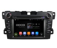 "Wholesale Mazda Cx Gps - 7"" Android 5.1 System Car DVD Multimedia Player For Mazda CX-7 2012-2013 GPS Navi WIFI 3G OBD DVR RDS 1080P Mirror Screen AUX USB SD"
