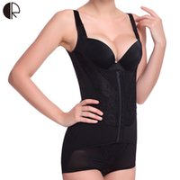 Wholesale Natural Weight Lost - Hot Sale Summer Thin Fashion Everyday Postpartum Abdominal Curl Lose Weight Fat Burn Give Comfot Health One-Pieces Corsets AC045