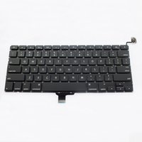 "Wholesale Apple Macbook Pro Keyboard - NEW US Version Keyboard for Apple Macbook Pro 13"" A1278 Unibody 2009 2010 2011 2012 Years"