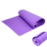 Wholesale Thick Durable Pvc - Wholesale-Durable 6mm Thick Exercise Yoga Mat Pad Non-slip Lose Weight Gym Fitness Folding Gymnastics Mat Pilates Mat Body Building Health