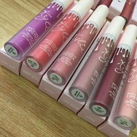 Wholesale Wholesale Sellers - New Makeup kylile matte lipstick 12 Different Colors Kylie Cosmetics Liquid Lipstick DHL Free Sh ipping dhgate vip seller