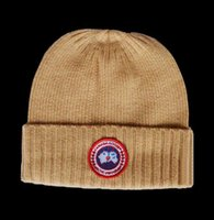 Wholesale Beaches Ca - Hot sale Top quality Newest fashion brand CA men knitted hat classical sports skull caps women casual gorros Bonnet Winter beanies new color