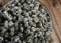 Wholesale Jasmine Dragon Green Tea - 250g 100% Jasmine dragon pearls tea,jasmine dragon balls, jasmine tea ,free shipping