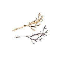 Wholesale Korean Hair Pins Accessories - New Korean Tree Branch Hairpin Hair Clips Barrettes Girl Hair Accessories for Women Headwear pins accesorios para el pelo