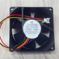 inversor melco al por mayor-Nuevo ventilador de refrigeración para Mitsubishi Fan NC5332H53A Melco MMF-08G24ES EN1 8025 8cm DC 24V 0.13A servidor inversor ventilador de refrigeración