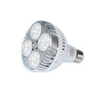 Wholesale e27 track lighting resale online - E27 Par Bulbs W Led Spot Bulbs Light LEDs Lumens tracking lamps AC V CE UL
