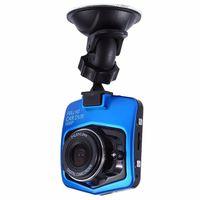 Wholesale high zoom digital camera resale online - Mini Car Dvr Camera Full HD p Recorder Memory G or G Dashcam Digital Video Registrator G Sensor High quality Dash cam