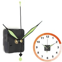 Wholesale Mechanism Wall Clock - NEW Silent Quartz Wall Clock Spindle Movement Mechanism Part DIY Repair WN0409