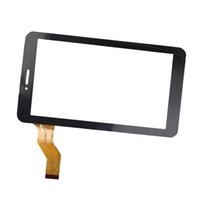 Wholesale 7inch screen replacement - Wholesale- 7inch FM710301KA NJG070099JEG0B-V0 362-A for Digma optima 7.5 3g TT7025MG 3G Tablet Capacitive Touch Screen Panel Replacement