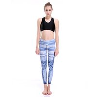 Wholesale Zebra Leggings Hot - Wholesale- Hot!!! New Sexy Hips Push Up Fitness Pants Zebra Women Tights Sport Fitness Running Workout Leggings Quick Dry Elastic Trousers