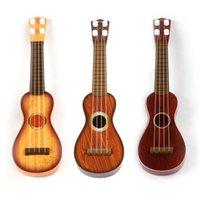 Wholesale Children Guitars Wholesale - Children Baby Wisdom Development simulation Guitar Toy Music Kids Gift music toy for kid jouet enfant great