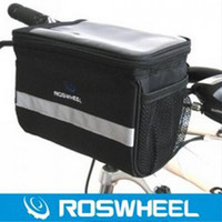Wholesale Roswheel Exact handlebar bags for Cycling Bike