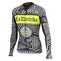 Wholesale Saxo Tinkoff Jersey - NEW Tinkoff saxo bank Men' cycling jersey long sleeve ropa ciclismo hombre sport jerseys mtb bike bicycle cycling clothing bicicleta