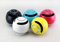 Wholesale 175 Led - YST-175 Portable Mini Bluetooth Wireless Stereo Speaker Hands-free Call TF Card Reader LED For Smartphone Tablet Laptop Hot!