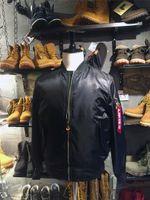 Wholesale Military Feel - Military Tactical I feel like Paul Kanye West The Life Of Pablo Kanye MA1 Bomber Jackets Brand Thick Warm Bombers Coats Men