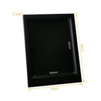 Wholesale Ir Frame - 7 RGB Lights LED Photo Frame for Acrylic Plate Laser Engraving With IR Remote Control DC 5V USB Powered Factory Wholesale